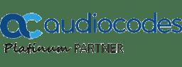 Audiocodes Platinum Partner